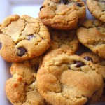 Chewy Browned Butter Chocolate Chip Cookies. These are no ordinary cookie! They have the best consistency and flavor.