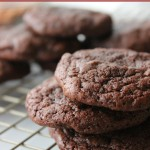 Brownie Cookies for a quick chocolate fix!