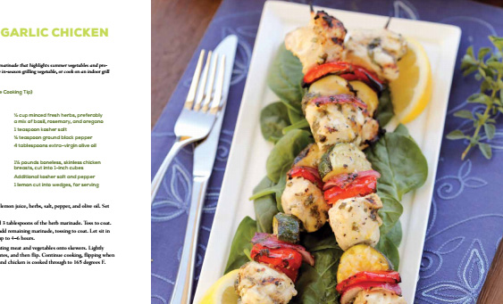 Our Best Bites: 400 Calories or Less Cookbook - Capturing Joy with ...