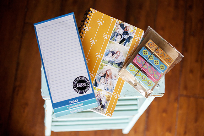 office gifts at World Market and Shutterfly