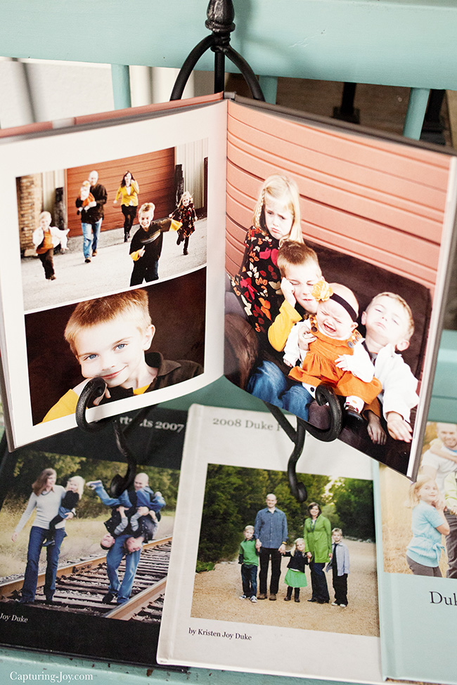 Family photo album books