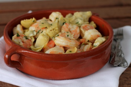 Shrimp and Artichoke Recipe