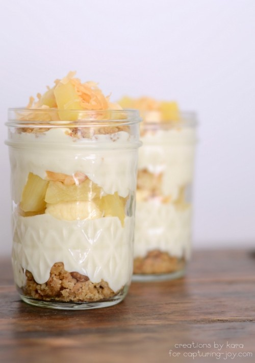 15 Summer Treat Recipes: Tropical Trifles