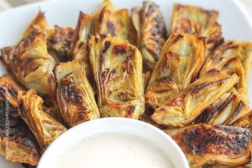Crispy Artichoke Heart Recipe