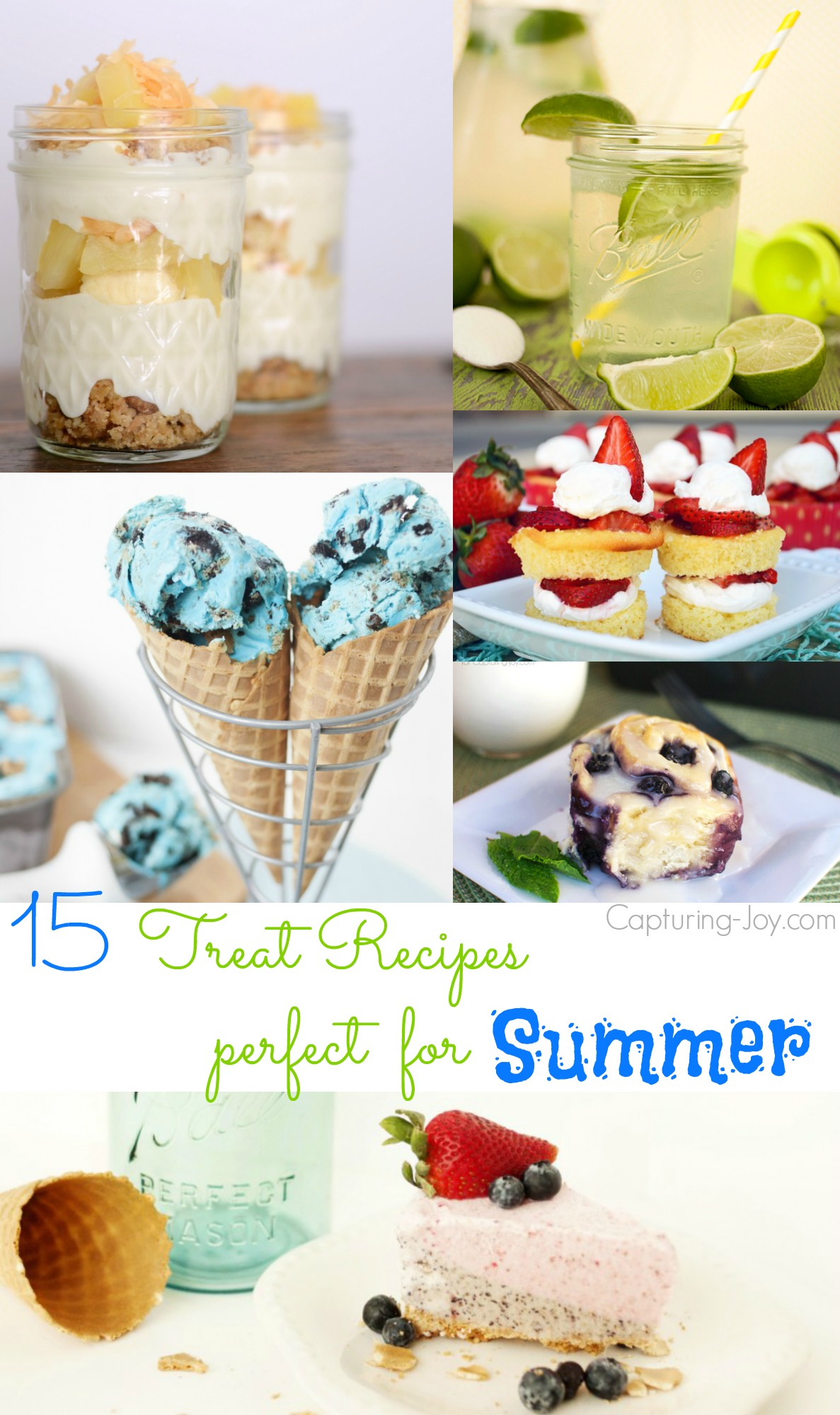 summer-treat-collage