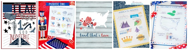 4th of July Prints on Capturing Joy