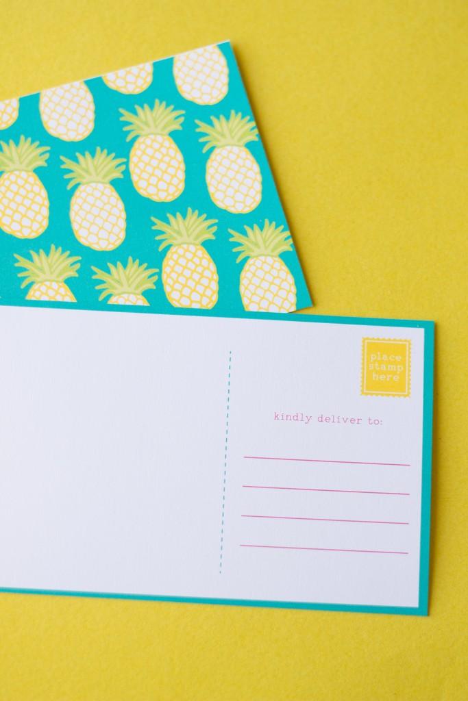 Free Summer Postcards (4)