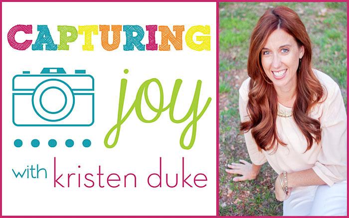 Kristen Duke at Capturing Joy