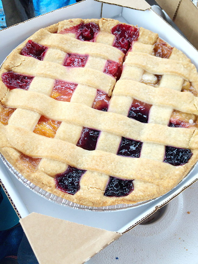 delicious whole pie