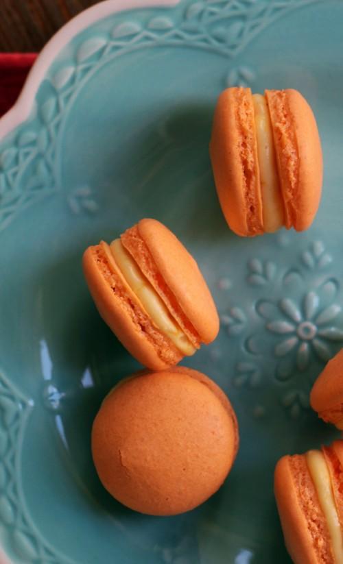 Mango Macaron Recipe