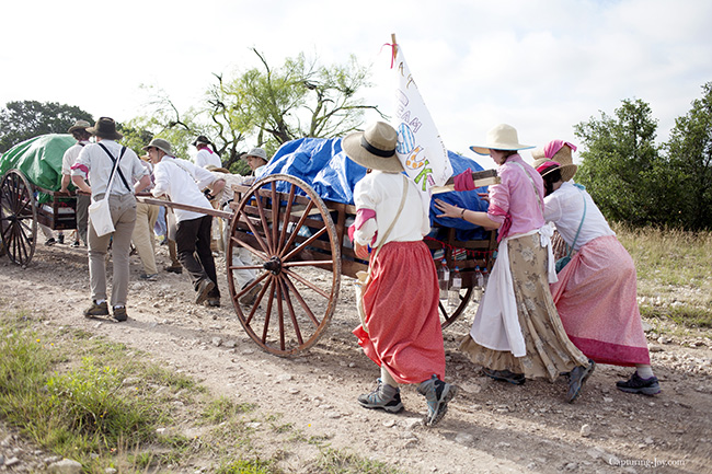 pioneer trek handcarts