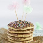 Birthday Cookie Cake Recipe! A simple and easy cake!