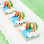 Rainbow Kids Snack
