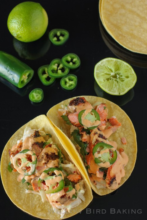 salmon tacos recipe