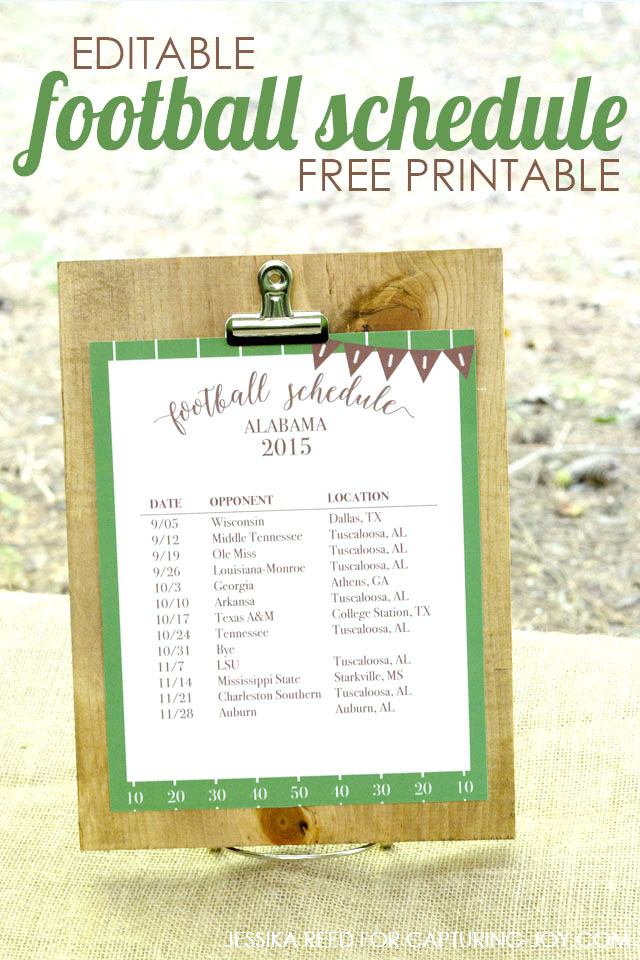 photo about Free Football Stencil Printable named Soccer Plan Template Kristen Duke Printable