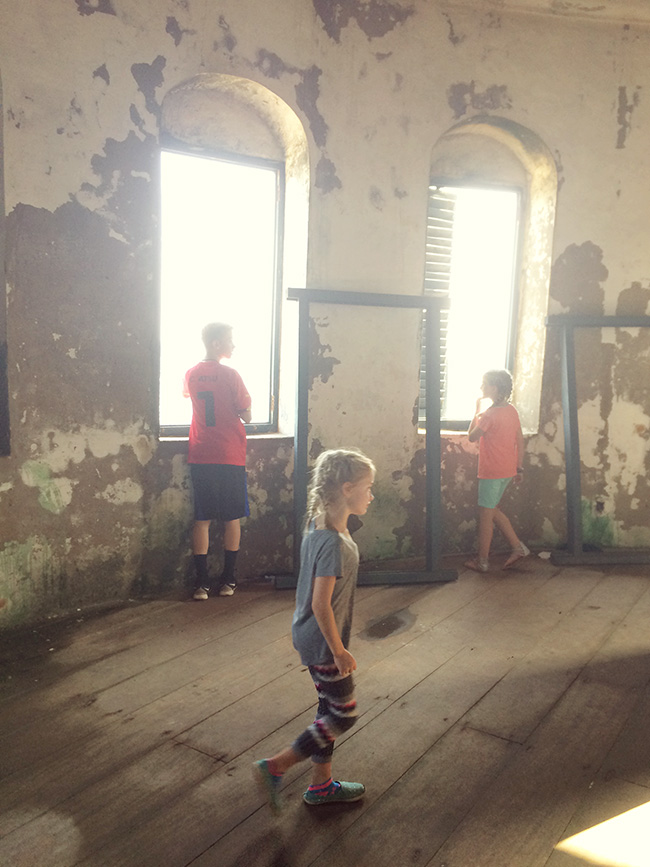 Ghana Slave Fort