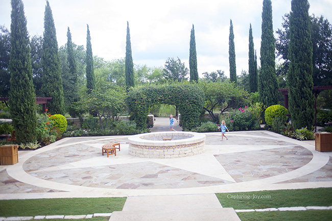 grounds at wild oak ranch
