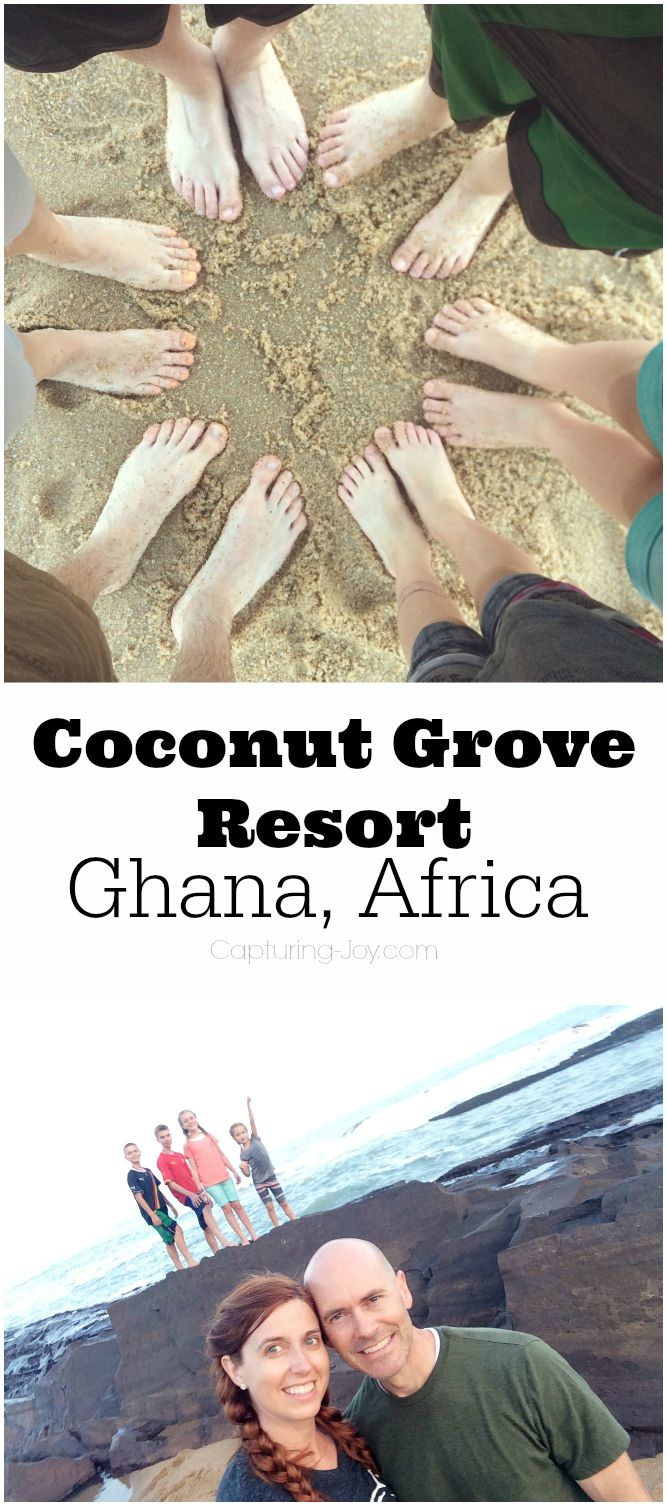 Coconut Grove Resort Ghana Africa