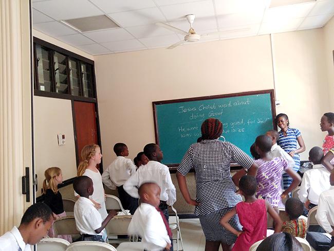 Primary in Ghana
