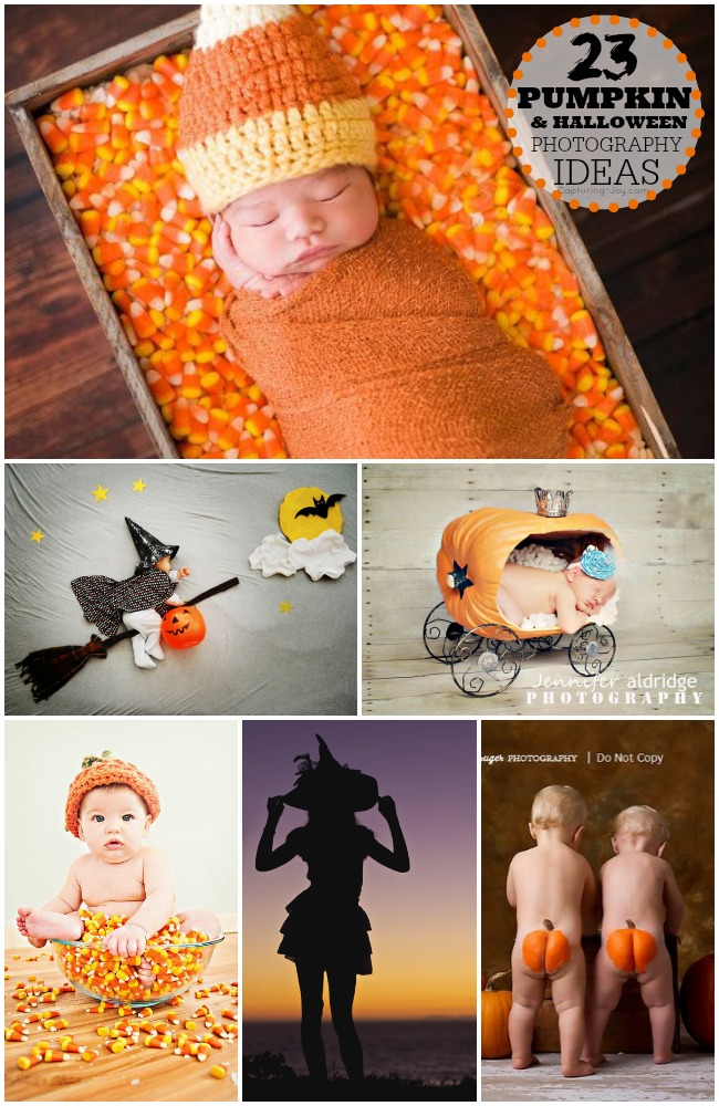 Pumpkin Photo Ideas