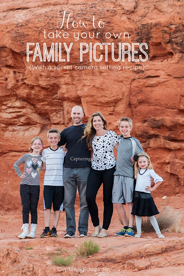 Take-Your-Own-Family-Pictures