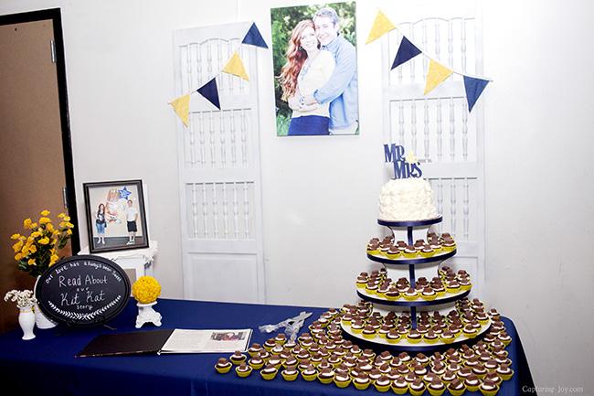 kit kat wedding cake