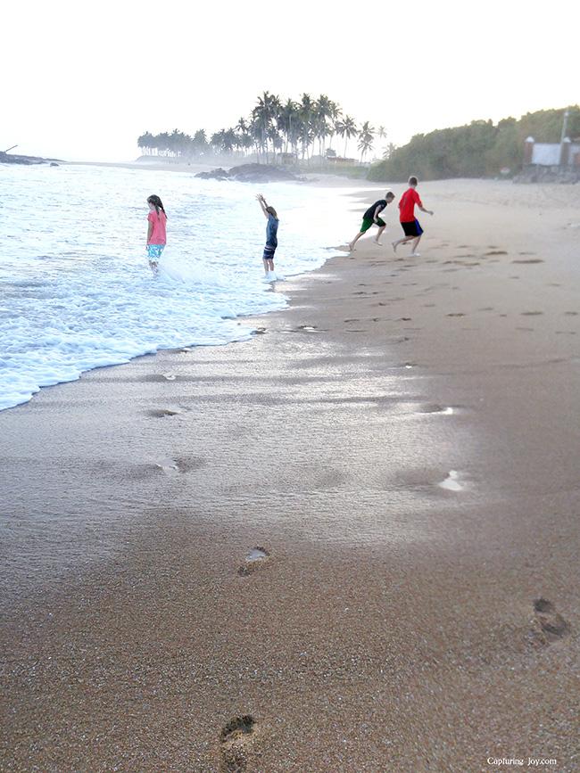 ocean water fun