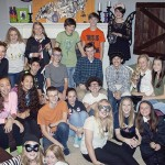 Clean Teen Halloween Party