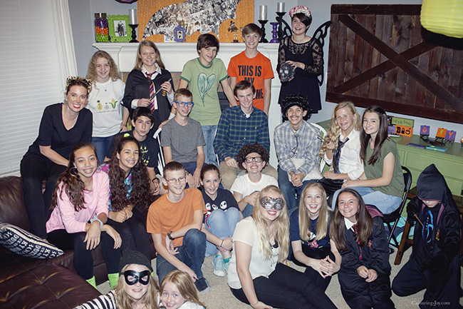 halloween party ideas for teens - Halloween Social Ideas
