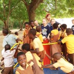 Empower Playground near Volta River in Ghana