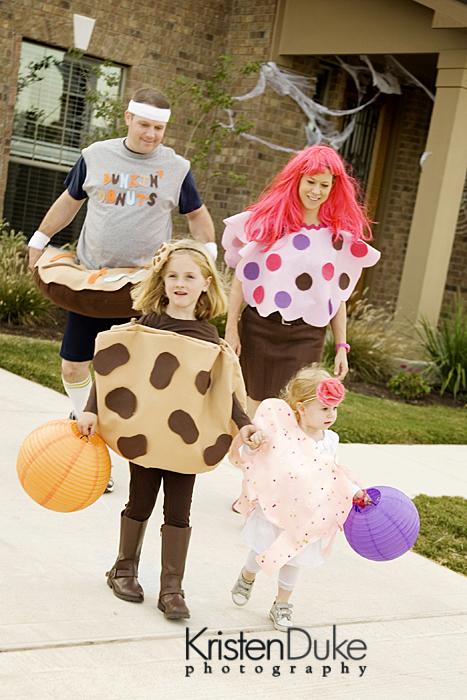 dessert costumes