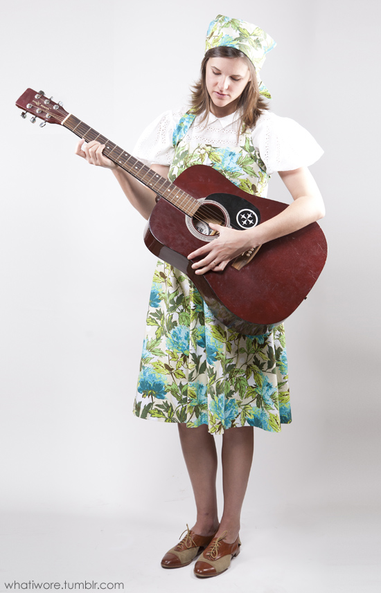 sound of music costume