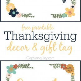 photograph about Free Printable Thanksgiving Tags identified as Depend Your Blessings Printable - Shooting Happiness with Kristen Duke