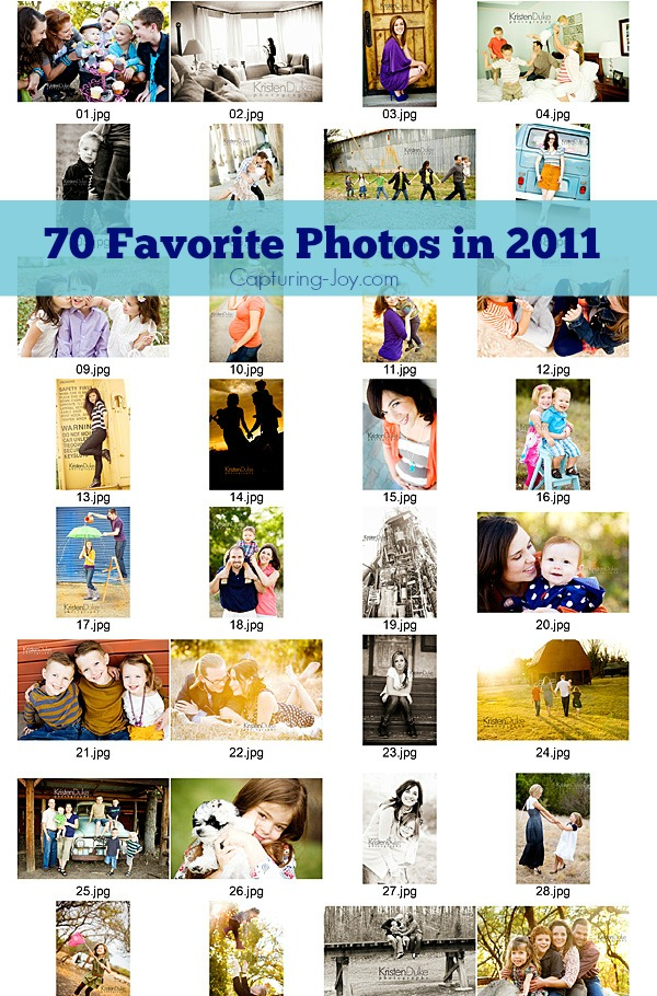 70 favorte photos 2011