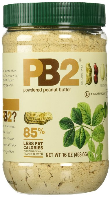 PB2 smoothie supplies