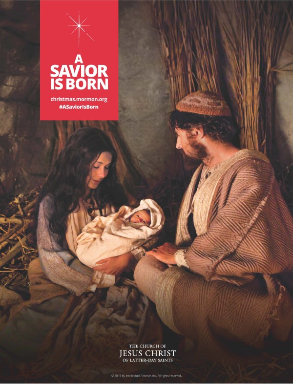 "Savior Is Born"" Christmas Initiative » LDS _ Mormon Blogs ___"