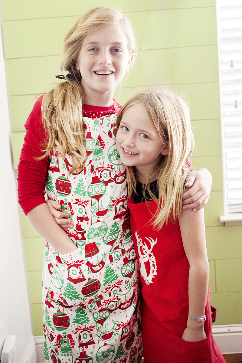 World Market Christmas Aprons