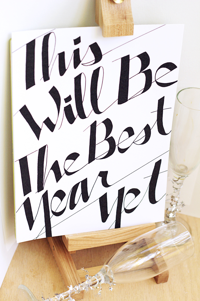 12 Amazing New Year's Eve Printables for 2016! Capturing-Joy.com
