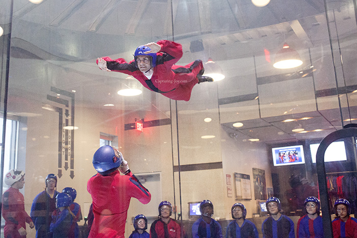 fly at ifly