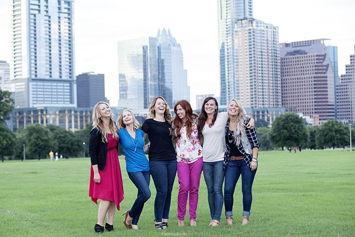 friends in Austin