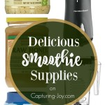 One stop shop for the best smoothies! Get the whole list at Capturing-Joy.com!