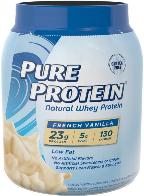 vanila protein powder