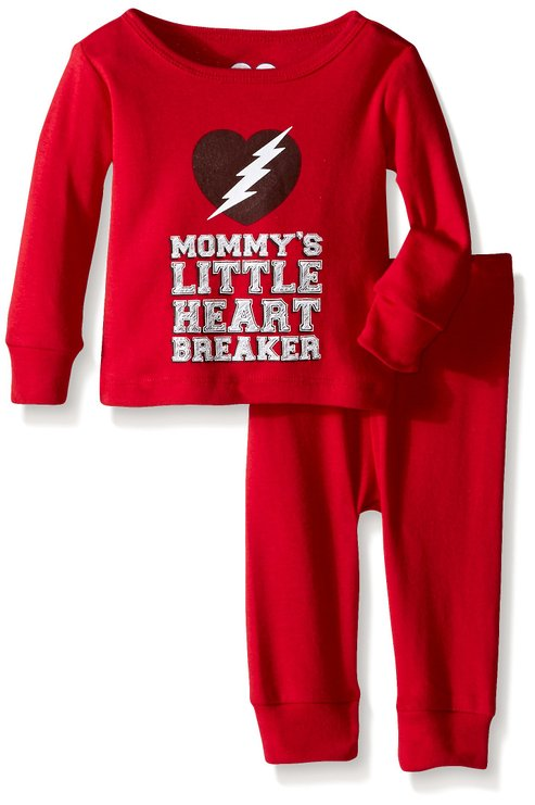 Kids Valentines Day PJs