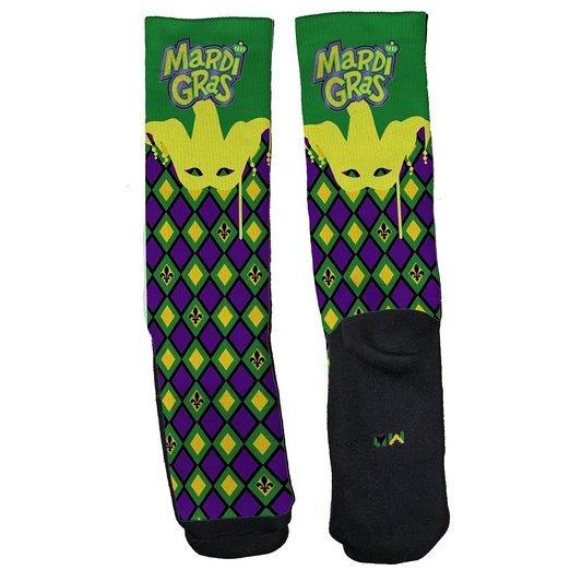 Nike Mardi Gras Socks