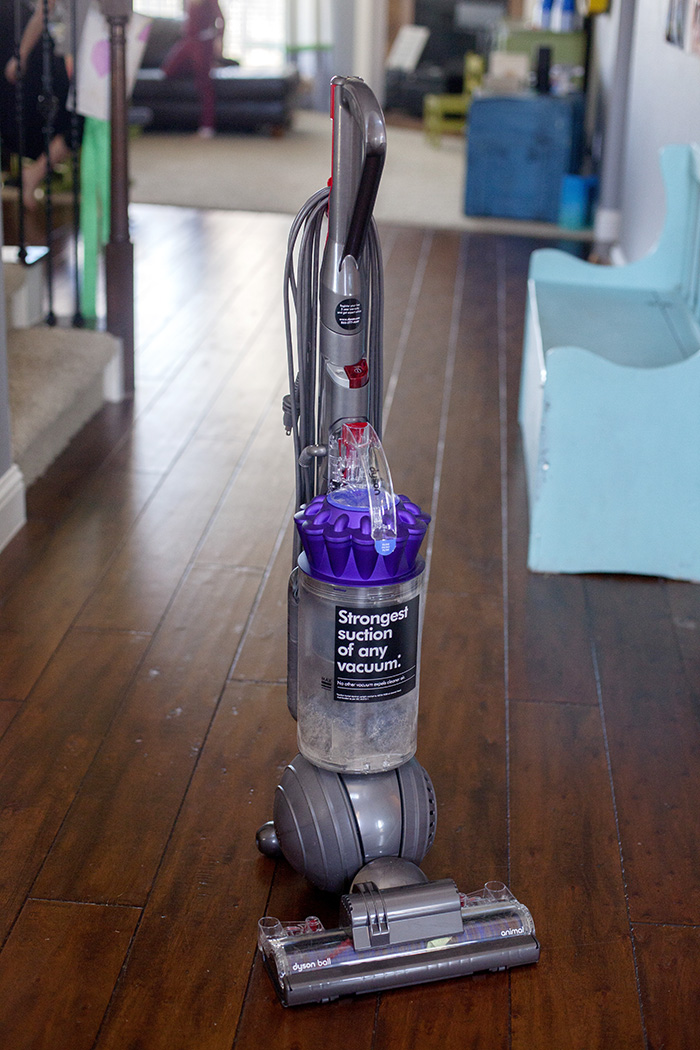 best suction vacuum dyson