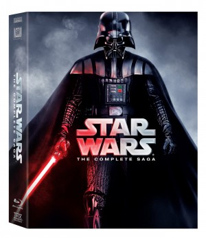 star wars dvd set