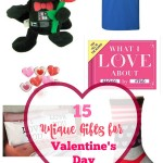 15 unique valentines gifts for the whole family! Capturing-Joy.com
