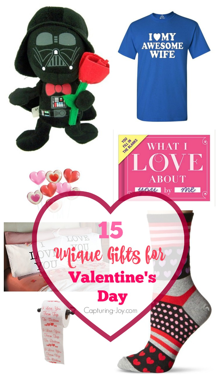 Unique valentines day gifts for her awesome day gift ideas for Creative valentines day ideas for her
