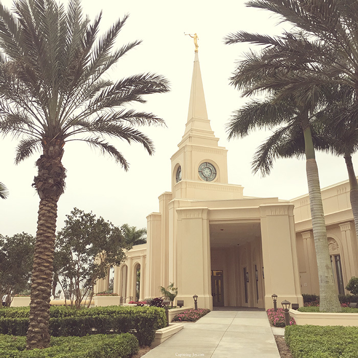 Ft. Lauderdale LDS temple