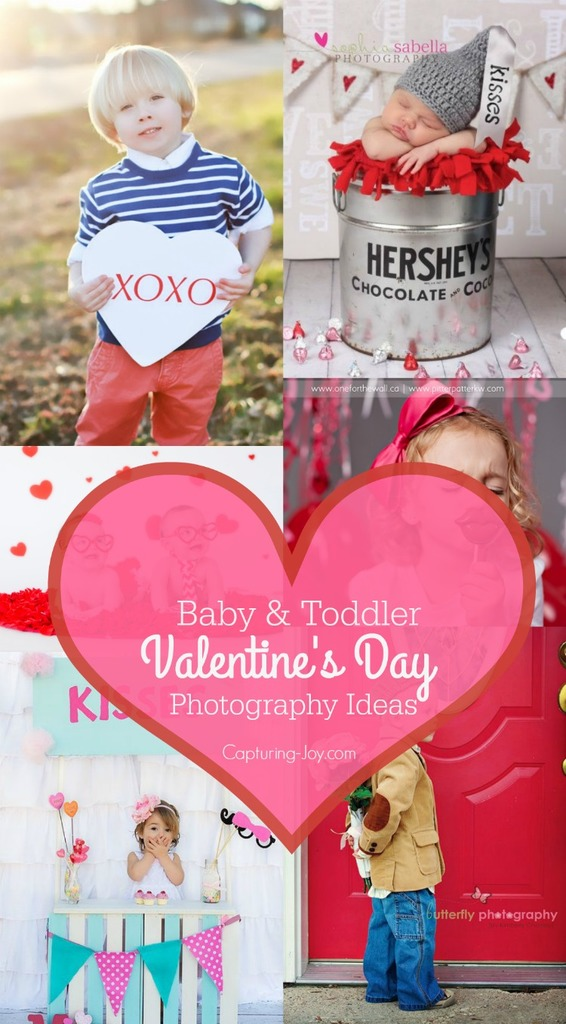 12 Valentine\'s Day Photography Ideas for Babies and Toddlers ...